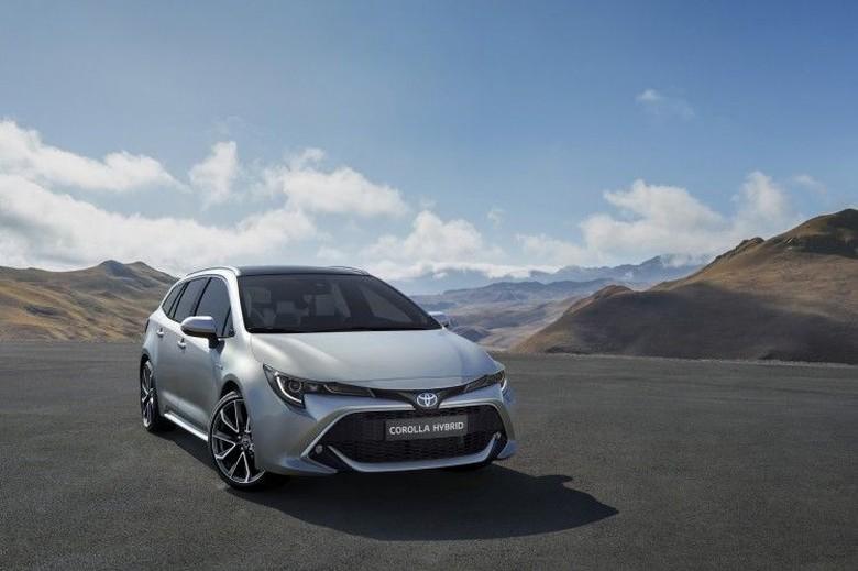 Toyota Corolla. Foto: Toyota