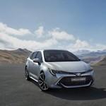 Intip Tampang Toyota Corolla Terbaru, Tanpa Buntut!