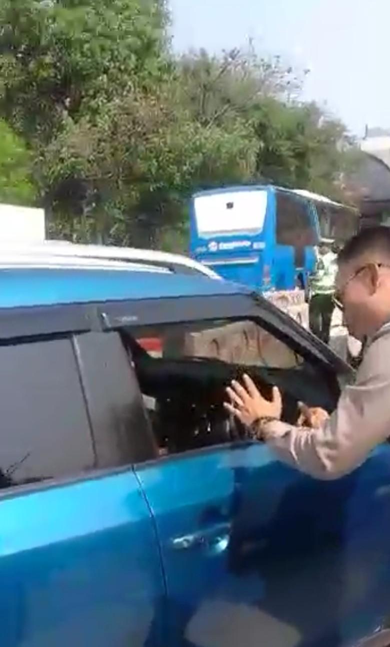 Penerobos Konvoi Jokowi Ngaku Ingin Cepat Sampai Kantor