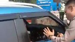 Terobos Konvoi Jokowi Berujung Menginap Semalam di Kantor Polisi