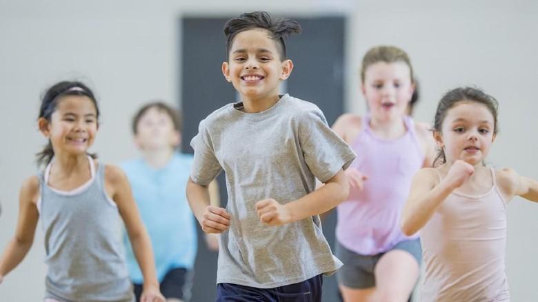 6 Tips Agar Anak Tidak Mager/ Foto: Istock