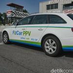 Mobil Ramah Lingkungan, Tenaganya Pakai Dengkul