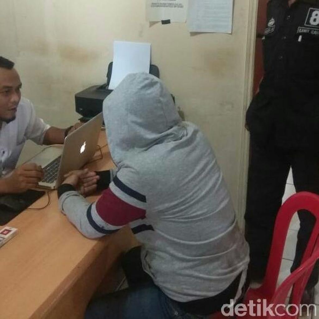 Jajakan ABG ke Pria Hidung Belang, Germo di Palembang Ditangkap