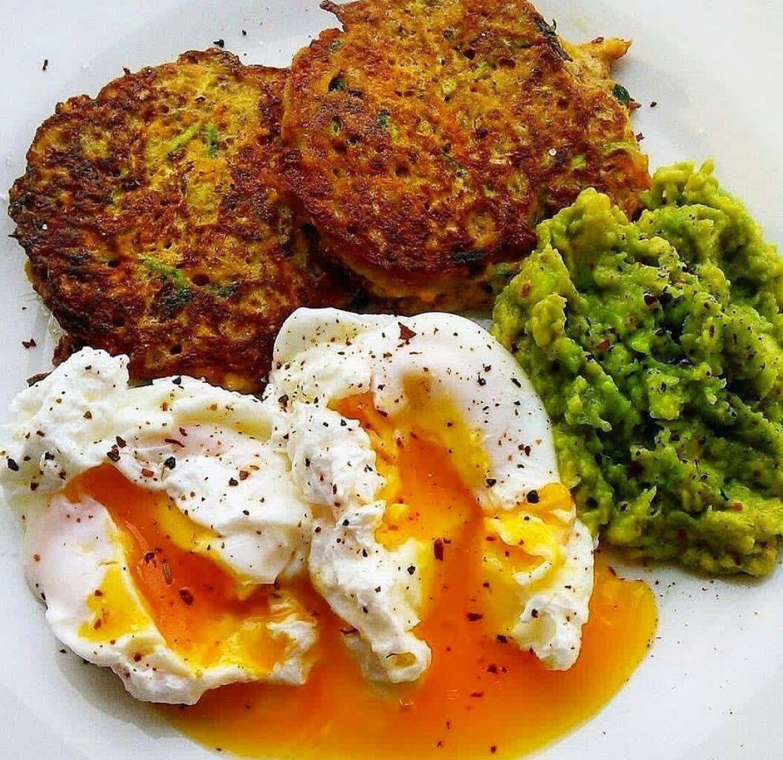 poached egg untuk sarapan