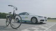 Mobil Bertenaga Dengkul, Digowes Mirip Sepeda