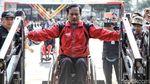 Melihat Simulasi Transportasi Atlet Asian Para Games 2018