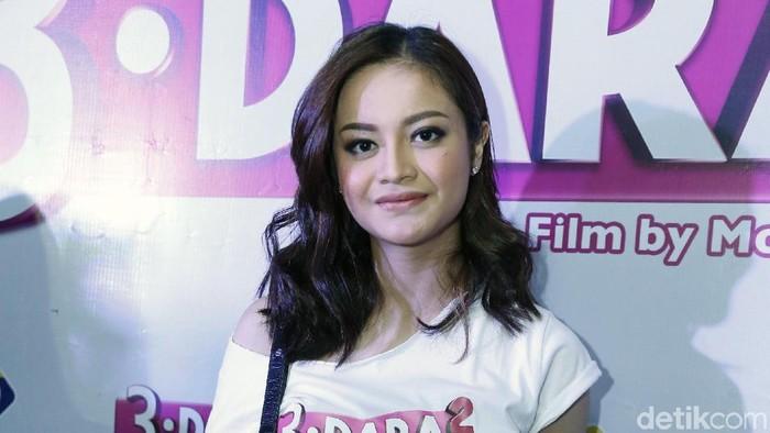 Ovi Dian saat ditemui di CGV Grand Indonesia.