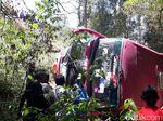 Bus Terjun ke Jurang, Study Banding SMK PGRI 1 Karanganyar Batal