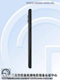 Bocoran tampak samping dari Xiaomi Black Shark 2.