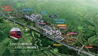 Podomoro Golf View, Hunian Terjangkau dengan Stasiun LRT dalam Kawasan
