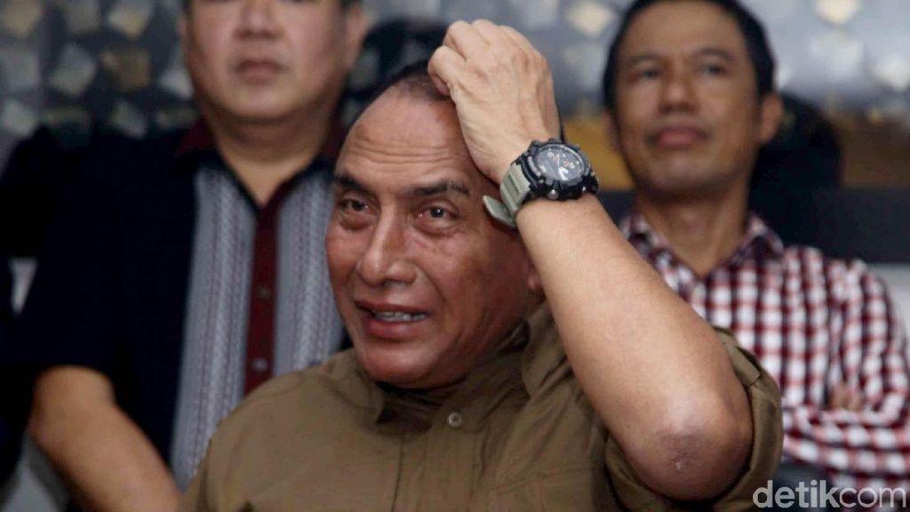 Edy Rahmayadi Bersedia Mundur dari PSSI, asal...