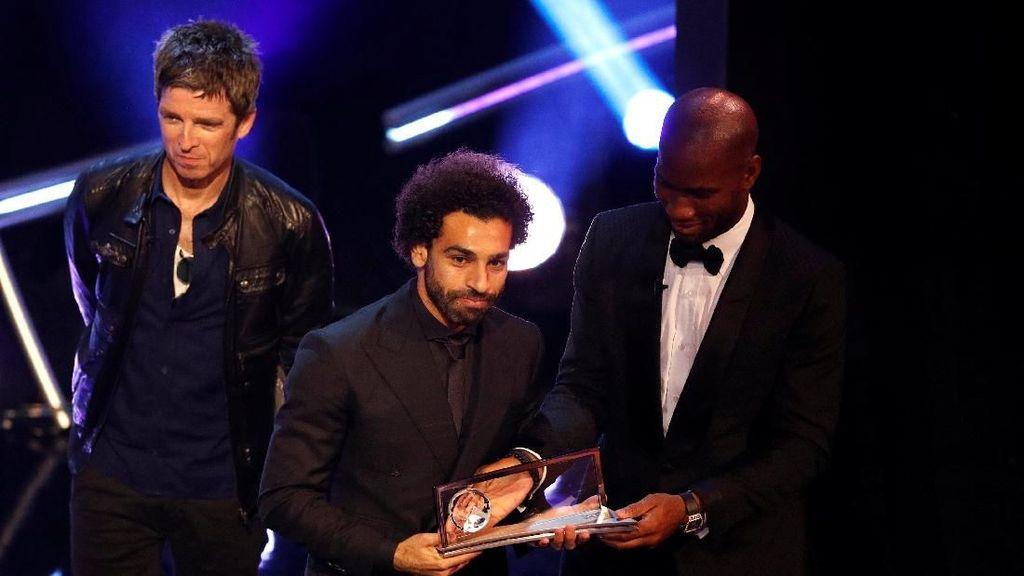 Salah Ternyata Ngarep Menang di Pemilihan Pemain Terbaik FIFA
