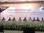 Capres Diminta Buat Visi-Misi Sesuai Rencana Pembangunan Nasional