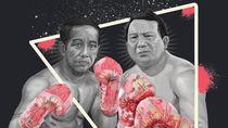 Materi Itu-itu Saja yang Disampaikan Jokowi dan Prabowo
