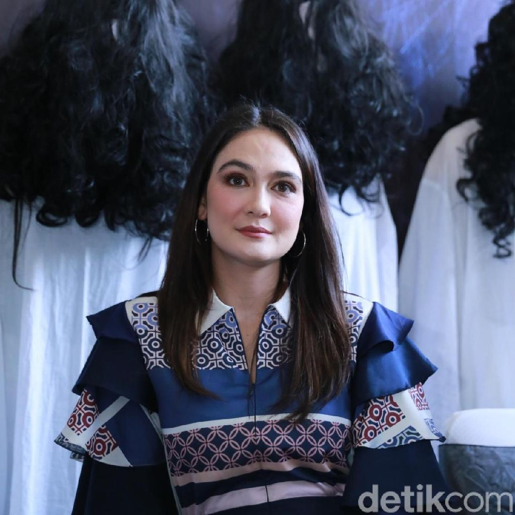 Perjuangan Berat Luna Maya Jadi Suzzanna