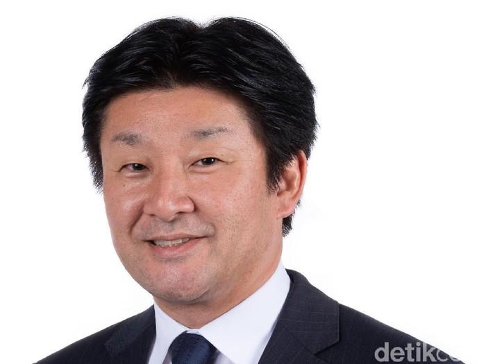 Isao Sekiguchi, presdir Nissan Motor Indonesia per 1 Desember 2018.