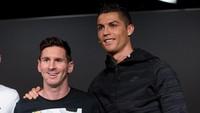 Messi-Cristiano Ronaldo di Juve, Duet Impian Agen dan Sponsor