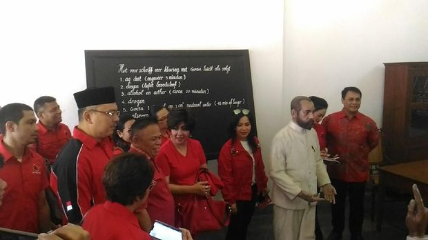 Tumbuhkan Kebangsaan, PDIP Ajak Krisdayanti dkk Keliling Museum