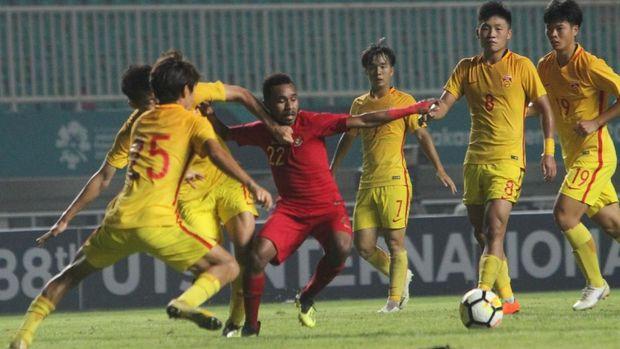 Timnas Indonesia U-19 Belum Memiliki Penyerang Tajam