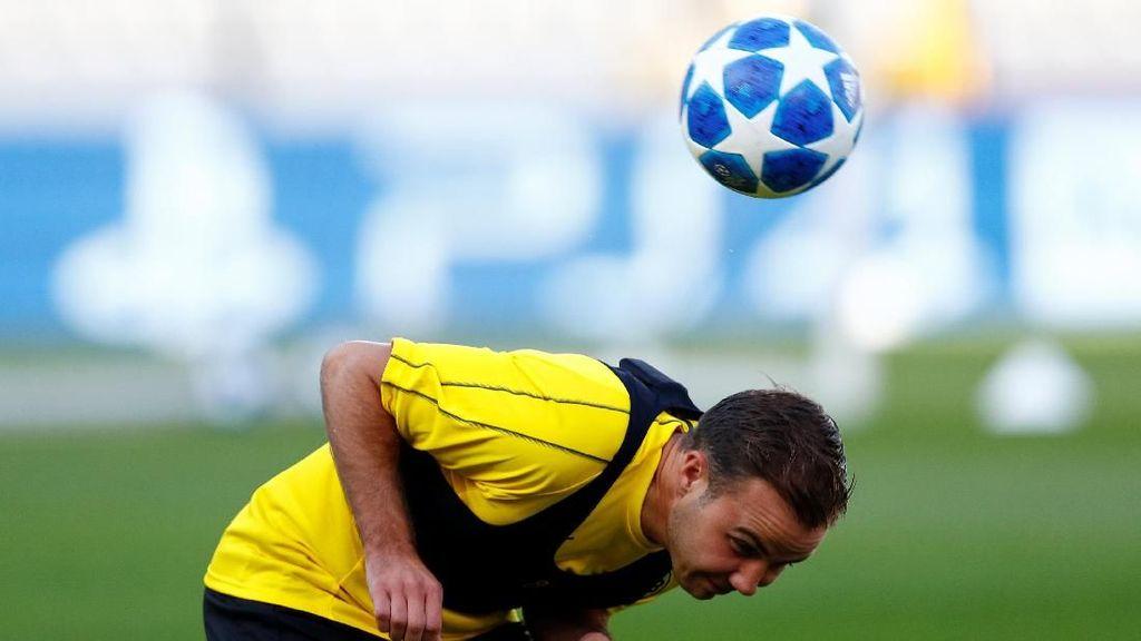 Nyaman di Bundesliga, Goetze Tepis Rumor Gabung Arsenal