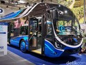Bus Listrik Ini Cocok Juga Kali Ya Buat Bus Transjakarta?
