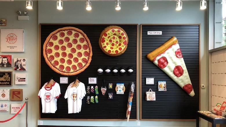 Museum Pizza di Chicago, AS (US Pizza Museum)