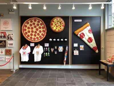 Foto: Dibuat Lapar di Museum Pizza