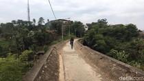 Berebut Lahan Rel Bandung-Sumedang
