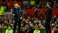 Mourinho Sebut Tekanan Juara Liga Ada di Chelsea dan Lampard