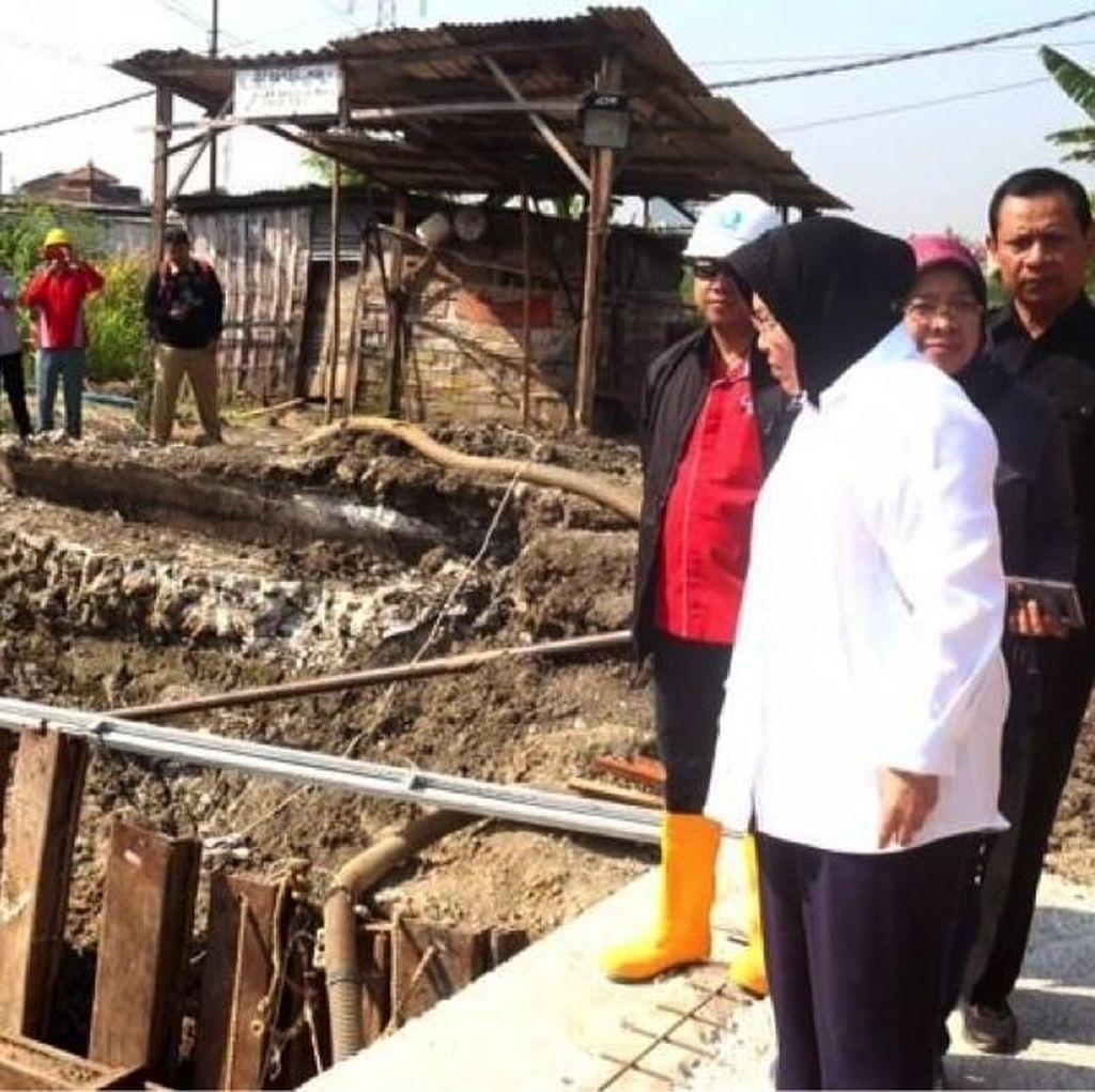 Pemkot Surabaya Siapkan Strategi Hadapi Musim Hujan