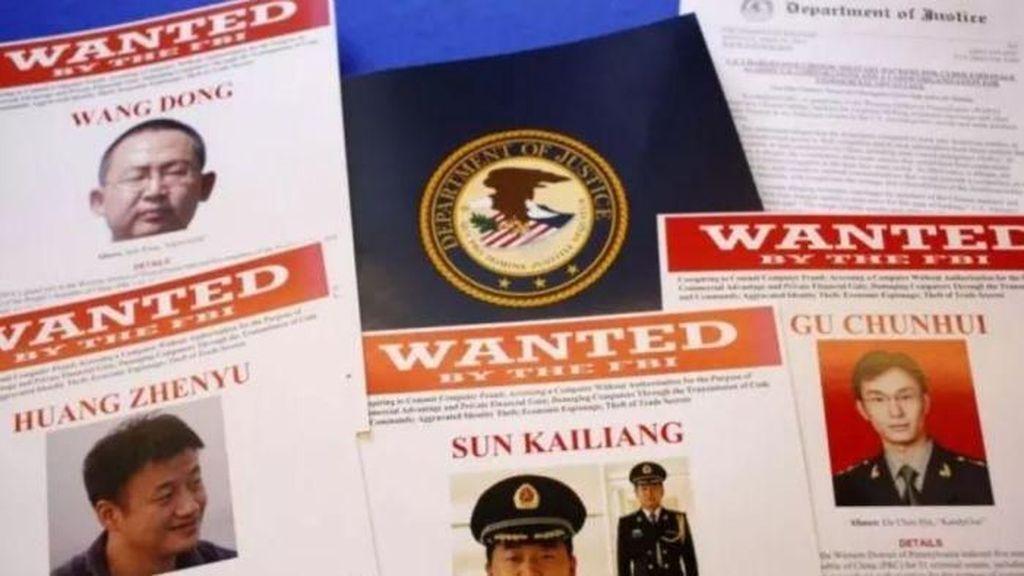 China Dituduh Terus Lakukan Pencurian Kekayaan Intelektual