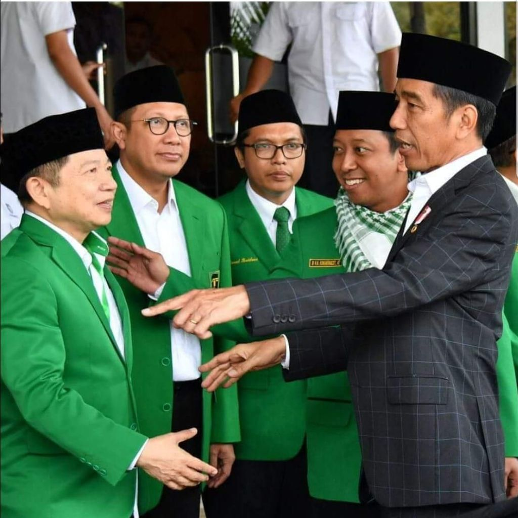 Besok, Jokowi Diagendakan Hadiri Rapimnas PPP