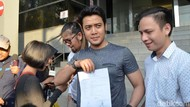 Baru Mau Lapor Polisi, Kriss Hatta Ditantang Nikita Mirzani
