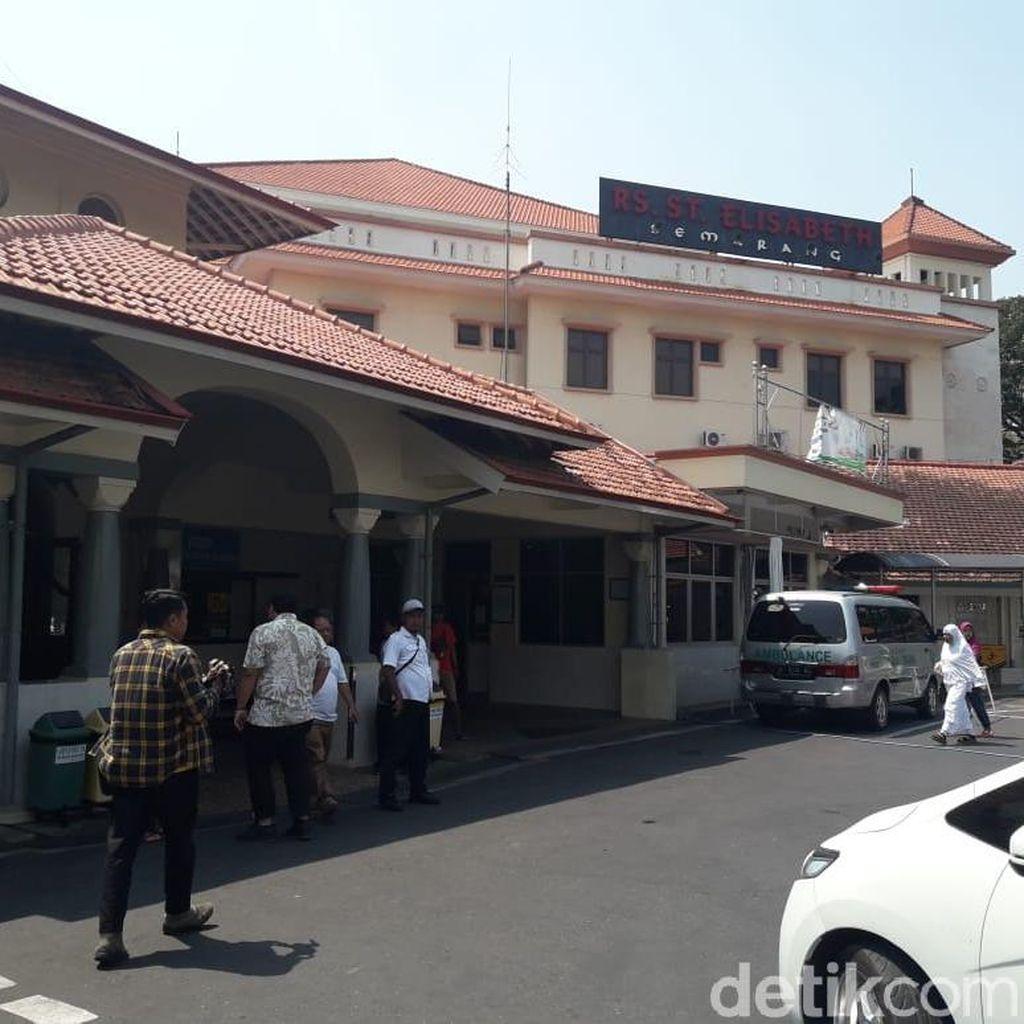 BPJS Nunggak Rp 13 M, RS Elisabeth Semarang Pakai Uang Suster