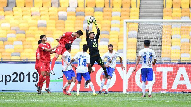 Iran Minim Gol, Timnas Indonesia U-16 Tak Peduli