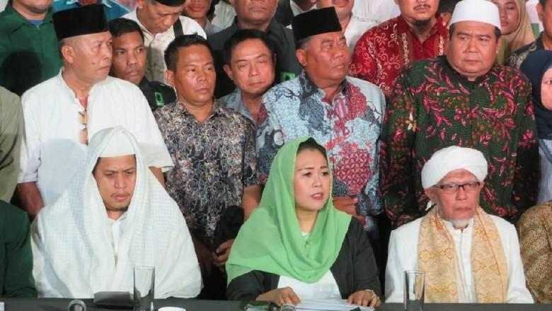 Yenny Wahid dan Keluarga Gus Dur Dukung Jokowi