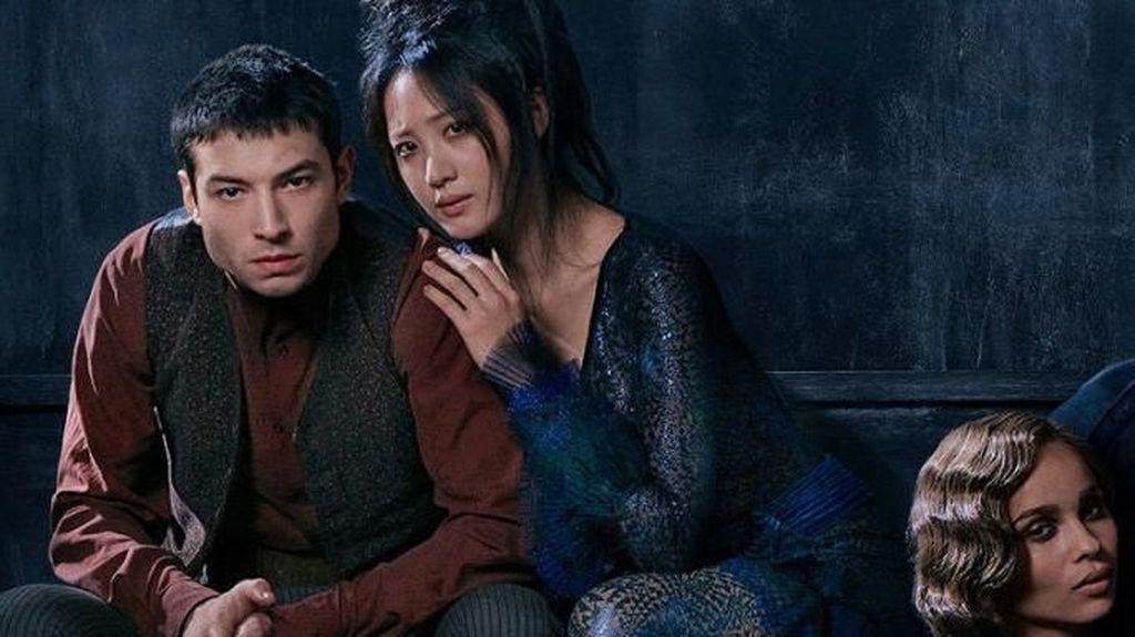 Fantastic Beasts 2 Tampilkan Misteri di Peran Ezra Miller, Apa Itu?