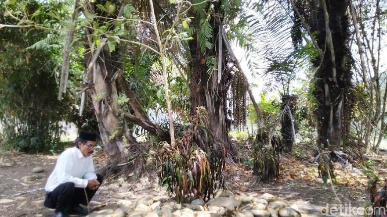 Ritual Nepus di Situs Janggala (Dadang/detikTravel)
