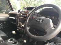 Habiskan Rp 300 Juta, Ini Mobil Defender ala Mahasiswa Bandung
