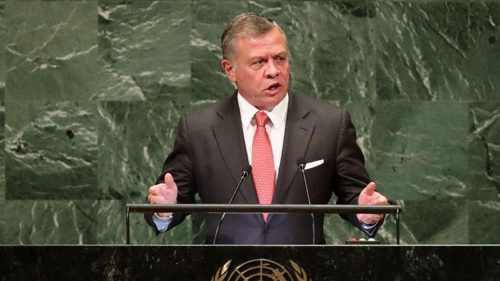 Raja Yordania Minta Bantuan untuk Palestina Usai AS Setop Dana