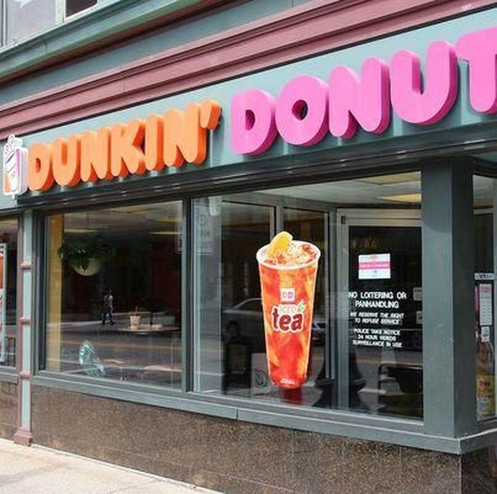 Dunkin Donuts Tak Akan Lagi Pakai Donuts pada Merek Dagangnya
