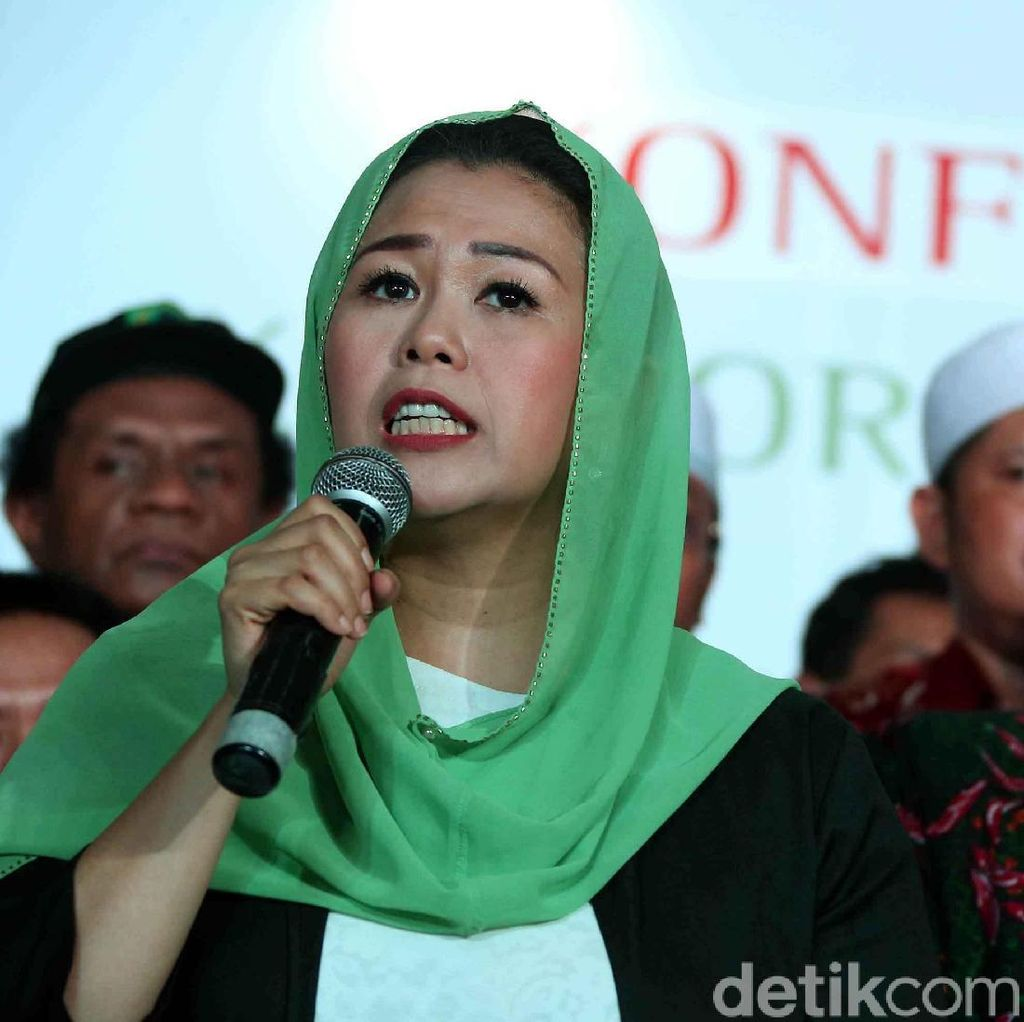 Yenny Wahid Dukung okowi, Sandiaga: Selamat dan Terima Kasih