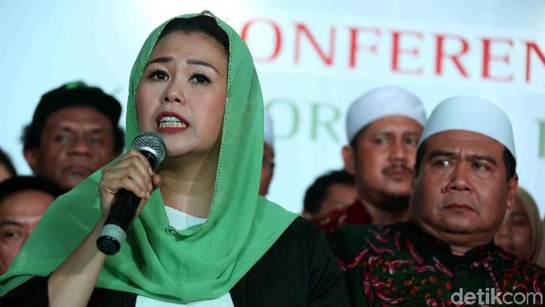 Yenny Wahid Dukung Jokowi, Sandiaga: Selamat dan Terima Kasih