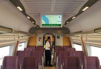 Pertama Kali, Kereta Cepat Mekah Siap Layani Jemaah Haji