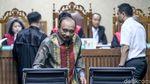 Mantan Kepala Bakamla Bersaksi di Sidang Kasus Suap Fayakhun