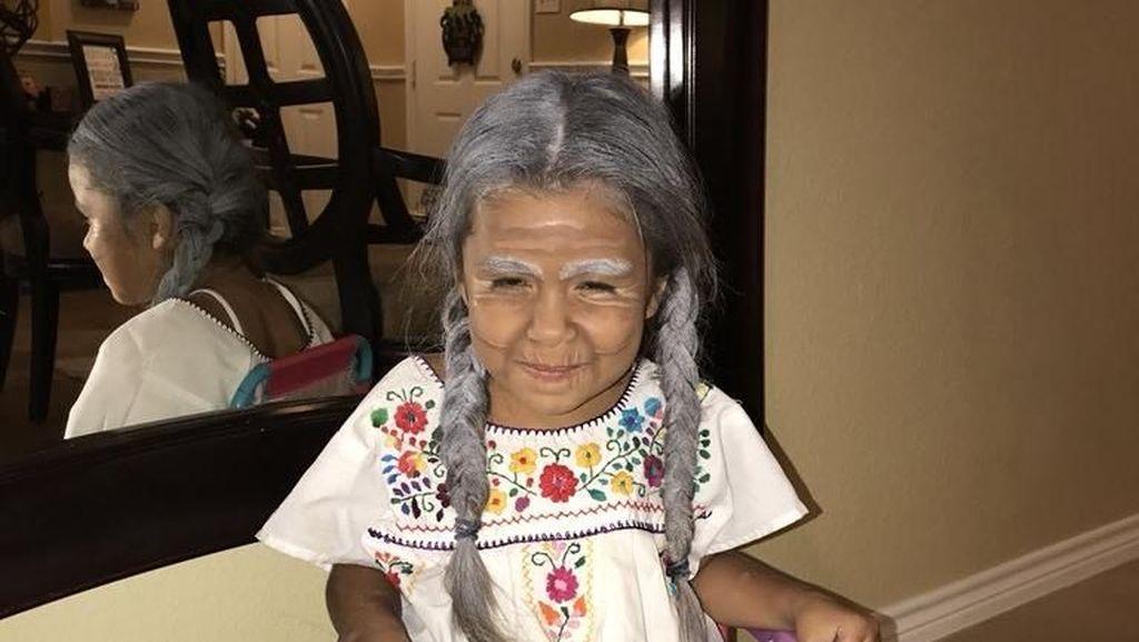Cerita Bocah 5 Tahun Didandani Jadi Tokoh Disney Mama Coco