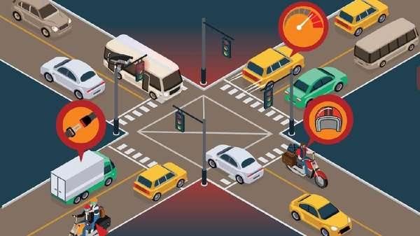 Uji Coba Tilang Elektronik, Ini 9 Pelanggaran yang Dipantau CCTV