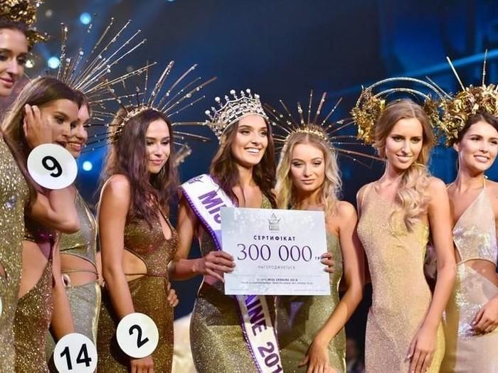 Veronika batal jadi pemenang Miss Ukraine 2018. Foto: Dok. Facebook Veronika Didusenko