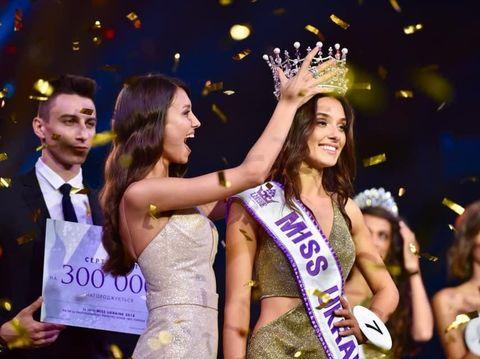Veronika batal jadi pemenang Miss Ukraine 2018.