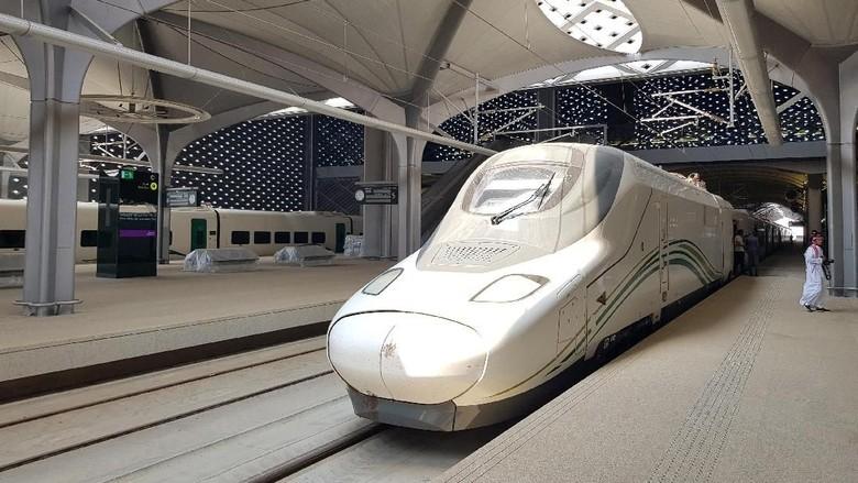 Kereta cepat Mekah-Madinah, Haramain High Speed Rail (Reuters)